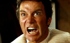 Star Trek II- The Wrath of Khan - James T. Kirk