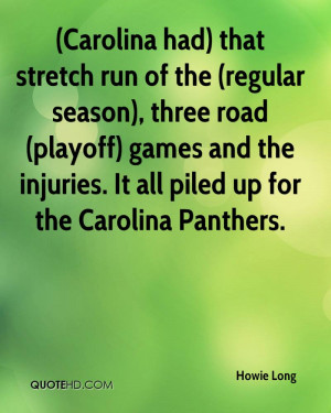Carolina Panthers Quotes