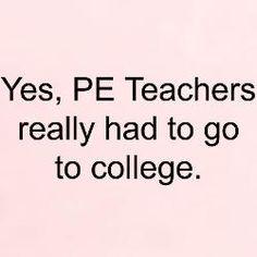 Physical Education/School Stuff