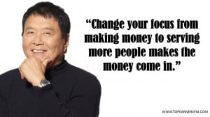 Robert Kiyosaki Keys Credited