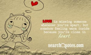 Cute sayings missing someone wallpapers