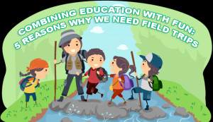 Combining Education with Fun: 5 Reasons Why We Need Field Trips