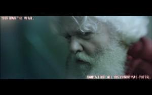 Santa claus skrillex quotes wallpaper