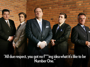 Tony Soprano's Best Sopranos One-Liners See why the Mafia man's way ...