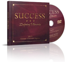 SUCCESS: Defining Moments Inspirational Quotes Book & DVD Movie