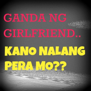 Tagalog Funny Picture Quotes