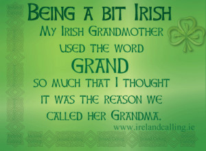 ... Irish_My-Irish-Grandmother_Mary-O_duBhain-Rosek_Apr Grandparent quotes