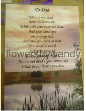 In Memoriam Birthday Verses