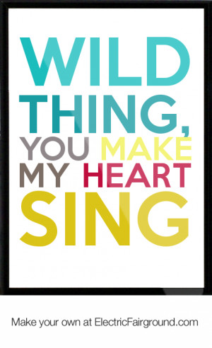 You Make Heart Sing Quot Quote