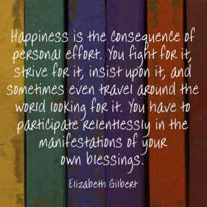 the greater quote by elizabeth gilbert o magazine