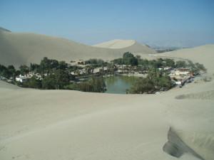 Oasis The Desert Slideshow