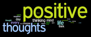 positive thinking refers to the tendency of mind to take a favorable ...