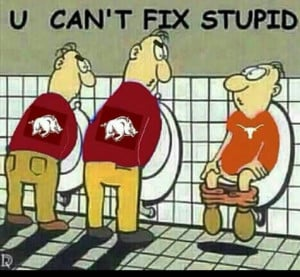 was too funny! Love ya! Arkansas Razorbacks - Hilarious! Laugh, Quotes ...