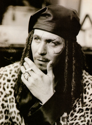 Gary Oldman would make a great undercover agent.
