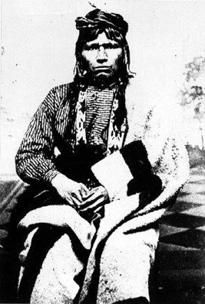 Chief Sky, the Chippewa Indian Behind the Famous U.S. Airborne ...