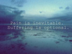 blue, landscape, pain, quote, random text, text