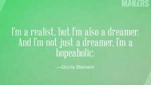 21 Gloria Steinem Quotes