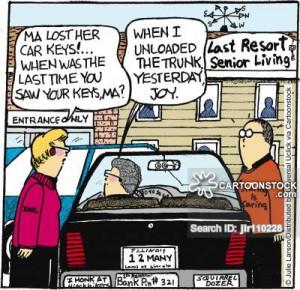 old-age-retirement-lost_property-lost_keys-car_keys-forgetfulness ...
