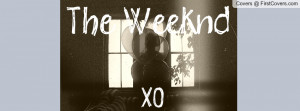 The Weeknd XO cover