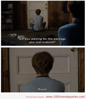 Scott Pilgrim vs. the World (2010) - movie quote