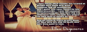 Quotes About Ellen Degeneres