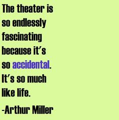 Arthur Miller #quote More