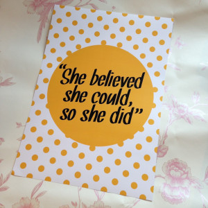 Inspirational Quotes with Stress Free Print | Lifestyle