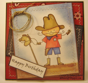 Cowboy Birthday Quote Funny