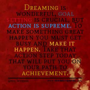 goal inspirational quotes quotesgram