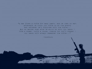 Quotes Rifles Wallpaper 1280x960 Quotes, Rifles, Anthony, Swofford