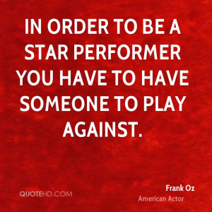 Star Performer Quotes
