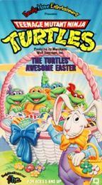 Teenage Mutant Ninja Turtles - The Turtles' Awesome Easter