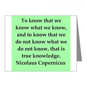 Copernicus Quotes On Love
