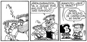 Humor y Mafalda