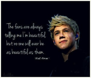 ... Hangout! - Niall James Horan: Fav Niall Quotes (showing 1-2 of 2