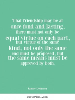 Lasting Friendship Quotes German About