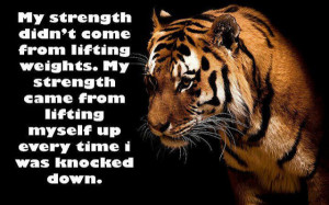 Lion Strength Quotes