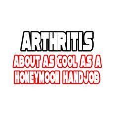 Arthritis Is Not Cool