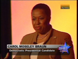 CarolMoseley Braun On Media Ownership (Small - 3 MB)