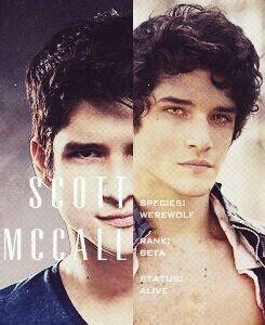 Scott McCall - Teen Wolf