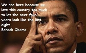 Funny Quotes About Barack Obama