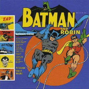Batman Slade And Robin Good