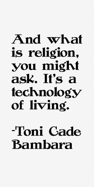 toni cade bambara essay The lesson toni cade bambara essays some experiences change a person and their outlook profoundly the process of growing up can be gradual but when a transformations occurs abruptly and unexpectantly it can be difficult to handle.