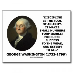 famous george washington quotes from the revolutionary war
