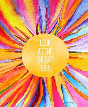 beautiful, bright, bright side, colourful, colours, inspiration ...