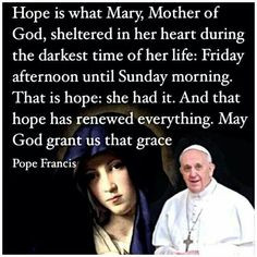 ... quotes, faith, blessed mother, pope francis, bless mother, mari