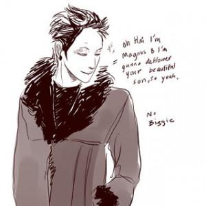 Magnus Bane - The Shadowhunters' Wiki