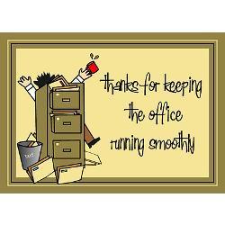 Secretary Appreciation...