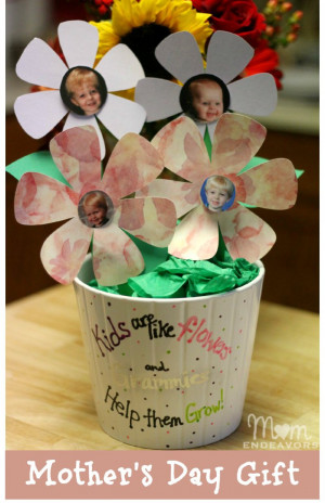 ... Day Gift Ideas For Grandma Flower Pot Amp Photo .Cute Preschool Quotes