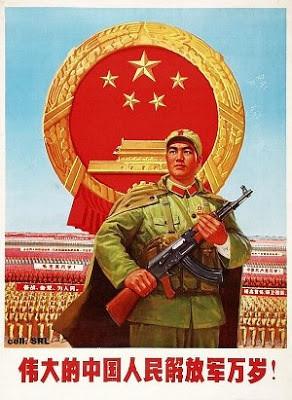 Chinese Type 56 Assault RifleThe long standing relationship between ...